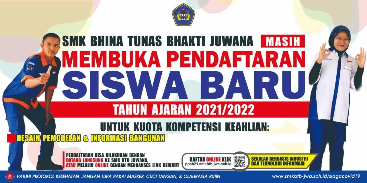 MASIH DIBUKA PENDAFTARAN SISWA BARU