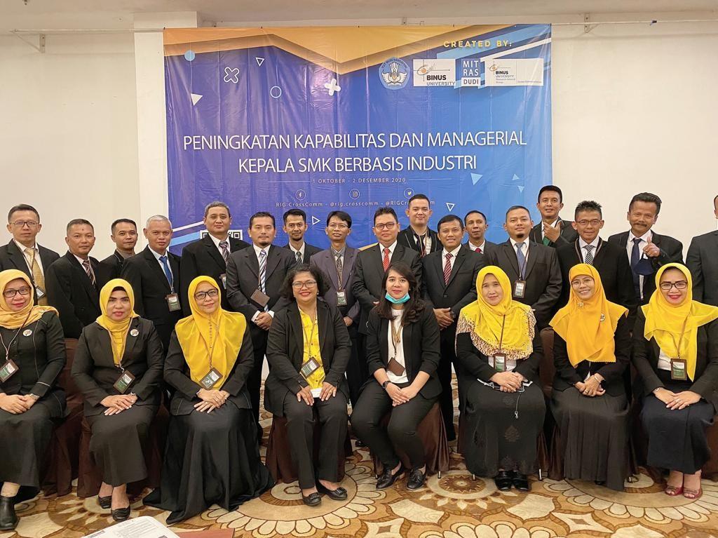 PROGRAM PENINGKATAN KAPABILITAS DAN MANAGERIAL KEPALA SMK BERBASIS INDUSTRI