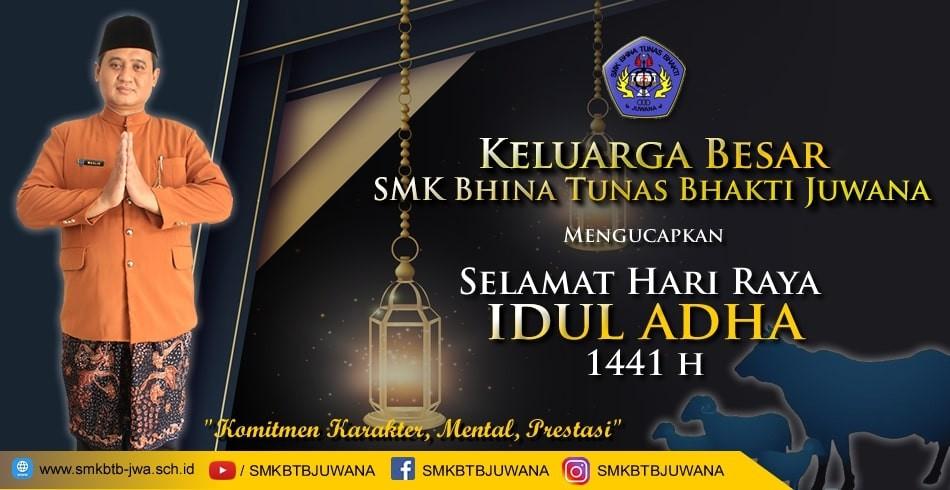 Selamat Hari Raya Idul Adha 1441 Hijriah