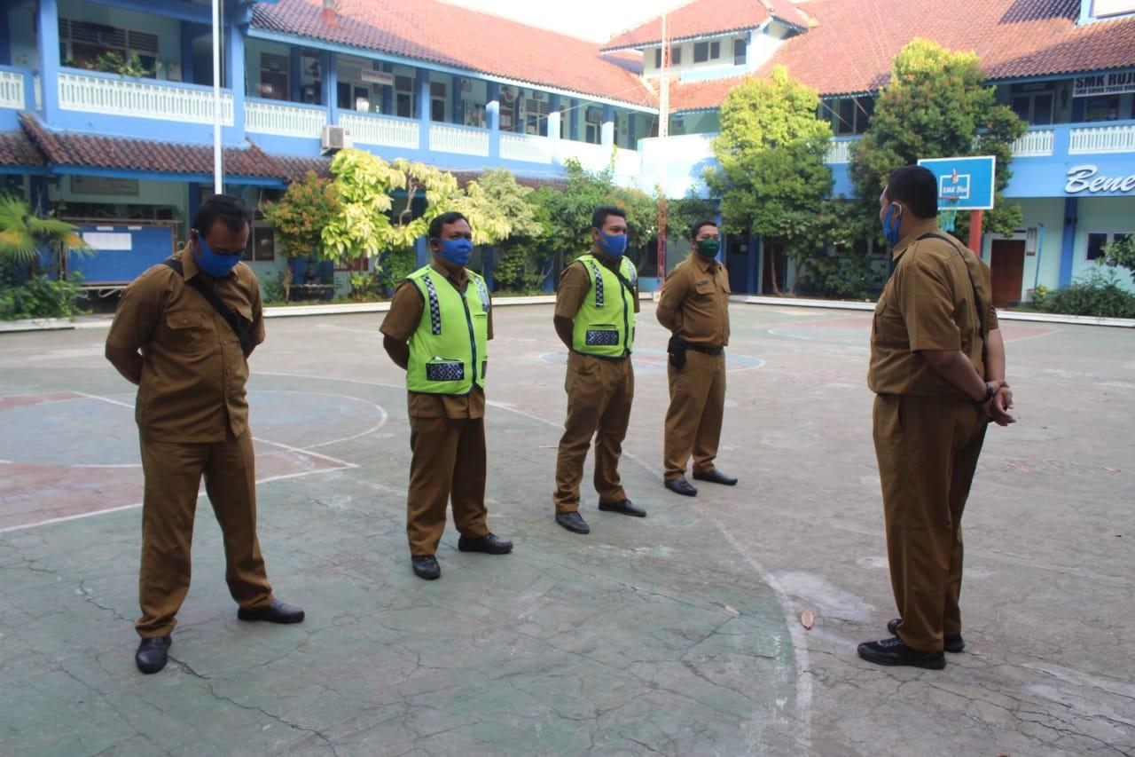 Persiapan Satgas-19 SMK Bhina Tunas Bhakti Juwana