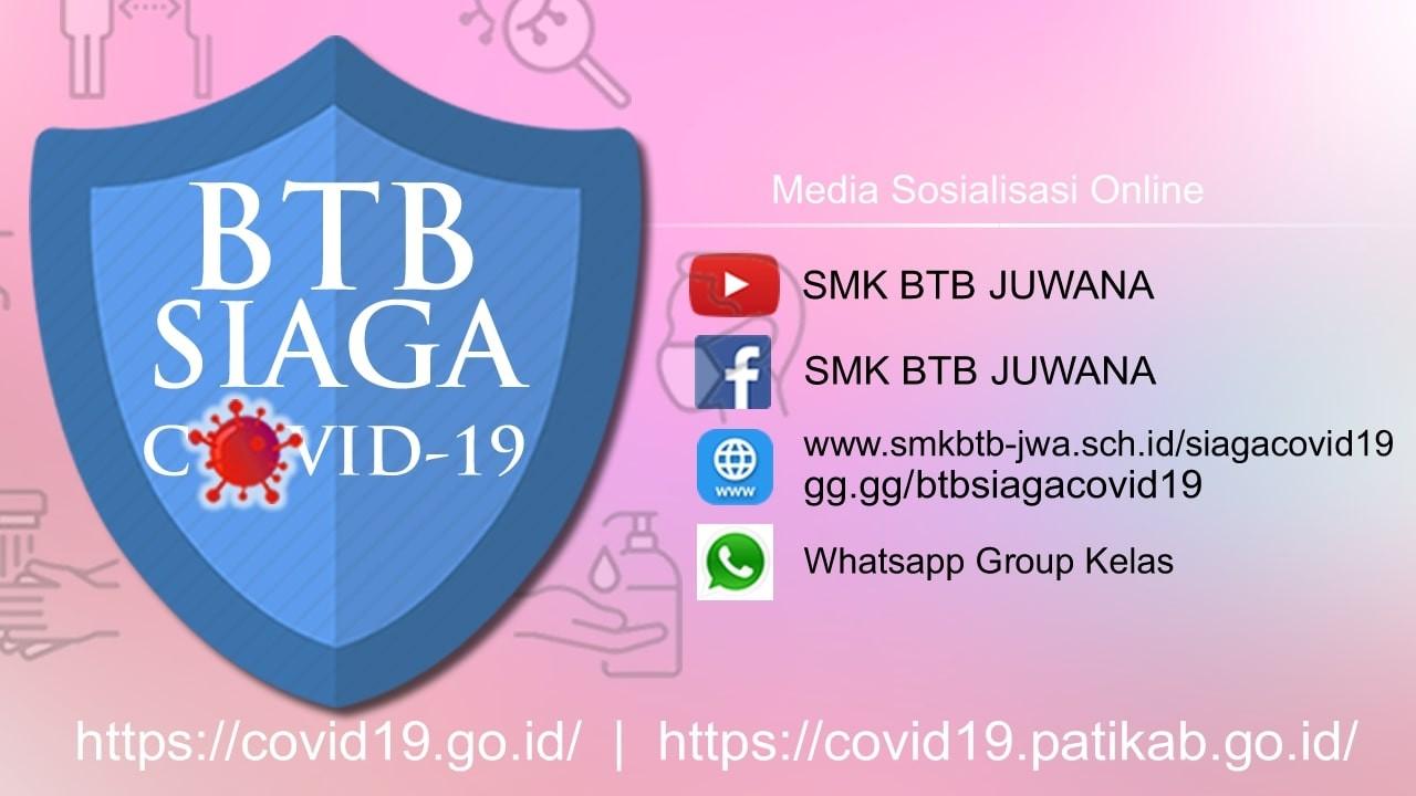 BTB SIAGA COVID-19